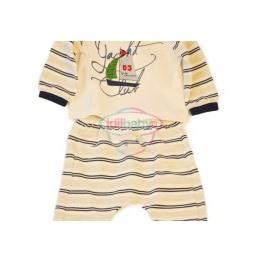 Комплект для мальчика-кофточка, штанишки.