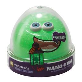 """NanoGum Жвачка для рук NanoGum 'Неон"""". Светится в темноте"""