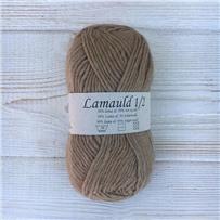 Пряжа Lamauld Светло-бежевый 6500, 100м/50г, CaMaRose, Lysbeige