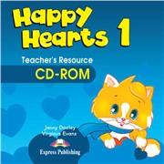happy hearts 1 teacher's cd-rom
