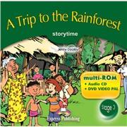 A Trip to the Rainforest.multi-ROM (Audio CD / DVD Video PAL). Аудио CD/ DVD видео