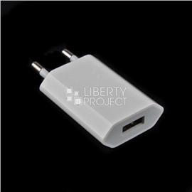 СЗУ 1A с USB выходом + кабель Apple 8 pin (коробка) (MB707ZMB)