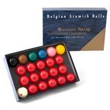 """Комплект шаров 52.4 мм """"Aramith Tornament"""", интернет-магазин товаров для бильярда Play-billiard.ru"""
