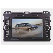 Штатное головное устройство Phantom DVM-3006G iS для Toyota Prado LC120  SD + ПО Навител