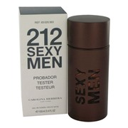 Тестер Carolina Herrera 212 Sexy MEN 100 ml (м)