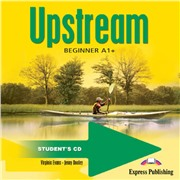 Upstream Beginner A1+. Student's Audio CD. (New). Аудио CD для работы дома