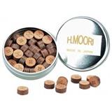 """Наклейка для кия """"Moori"""" (S) 14 мм, интернет-магазин товаров для бильярда Play-billiard.ru"""