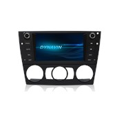 Штатное головное устройство Dynavin для BMW 3 E90 E91 E92 E93 2005 - 2011 с панелью под климат-контроль, без управления I-DRIVE