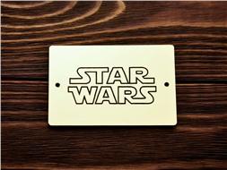 Шильдик Star Wars