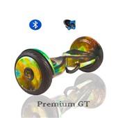 Гироскутер Smart Balance GT Exclusive Космоc green