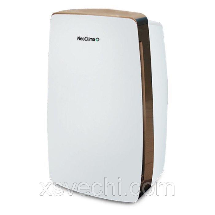 Осушитель воздуха NeoClima ND-40AH, 48-50 м², белый