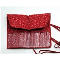 Текстильный пенал типа E для хранения чулочных спиц 10,15,20 см, KA Seeknit 57683