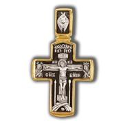 Распятие Христово. Деисус. Православный крест.