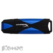 Флэш-память Kingston Data Traveler Hyper X 3.0 128 GB(DTHX30/128)