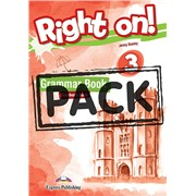 Right On! 3 - Grammar Book Teacher's (with Digibooks App)