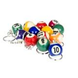 """Брелок """"1-15"""" (1 шт), интернет-магазин товаров для бильярда Play-billiard.ru"""