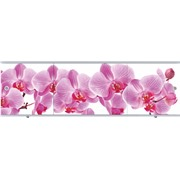 Экран (зашивка) под ванну 1,7 м Орхидеи