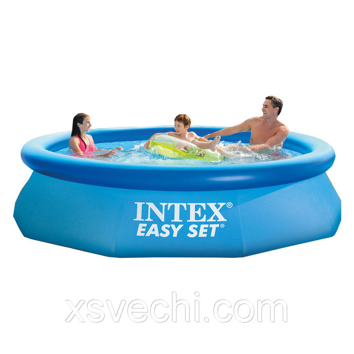 Бассейн надувной Easy Set, 305х76 см 28120 INTEX