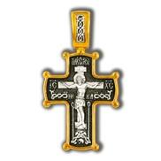 Распятие Христово. Святитель Николай. Православный крест
