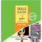 skills builder starters 2 revised format 2007 class cd's (set 2)