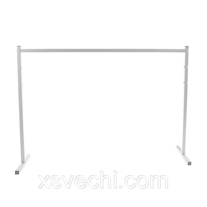 Подставка металлическая для светильника Uniel, металлическая, 570 мм, Белая