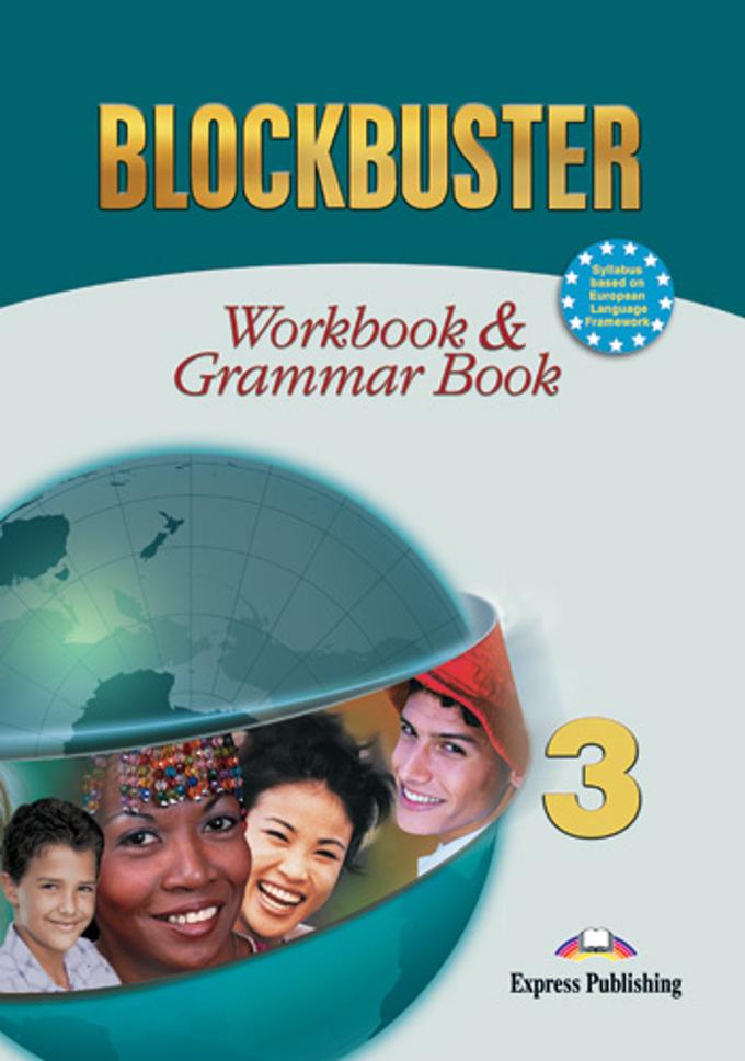 по гдз blockbuster workbook английскому