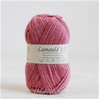 Пряжа Lamauld Старая роза 6020, 100м/50г, CaMaRose, Stovetrose