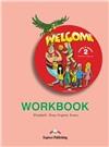 welcome 2 workbook - рабочая тетрадь