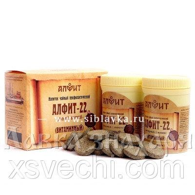 Сбор трав «Алфит-22» витаминный