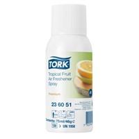 Аэрозольный освежитель воздуха Tork, тропический аромат