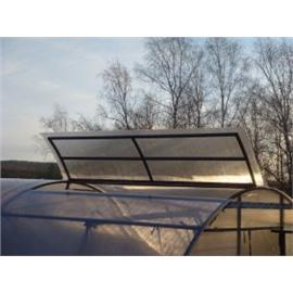 Автоматическая потолочная форточка 1,98х0,4м.