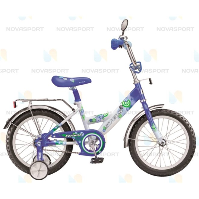 Велосипед Stels Fortune 16 (2016), интернет-магазин Sportcoast.ru