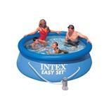 Бассейн надувной Intex Easy Set + фильтр-насос (28112) 244х76 см