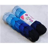 Пряжа ROPE PLAIT, цвет 186, 225м/250г, Woolly Hugs