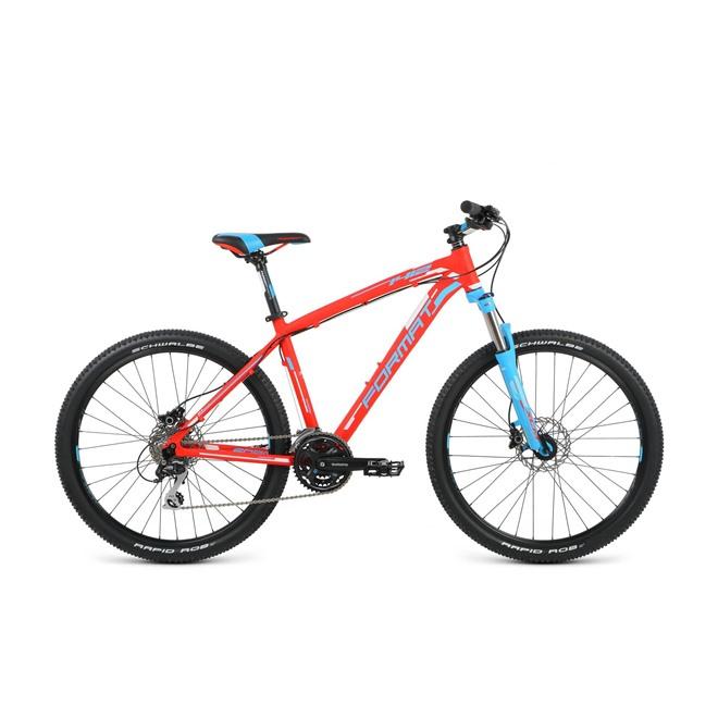 Велосипед FORMAT 1412 26 (2016) Matt Red, интернет-магазин Sportcoast.ru