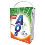Стиральный порошок автомат Aos для белого белья 4 кг