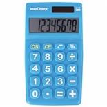 Калькулятор карманный Юнландия 8 разрядов 250456