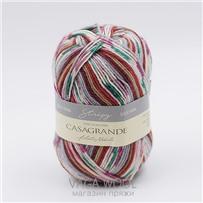 Пряжа Stripy цвет 265, 210м/50г, Casagrande
