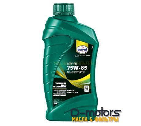 Трансмиссионное масло Eurol MTF 75W-85 FE (1л.)