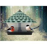 Кормушка для птиц КП01 (зеленый)