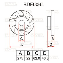 BDF006