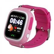 Детские часы GPS трекер Smart Baby Watch Q90 Розовые