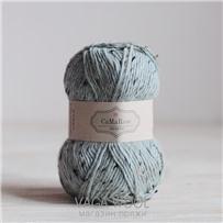 Пряжа Lama Tweed Мята 6462, 100м/50г, CaMaRose, Mint