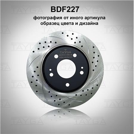 BDF227 - ЗАДНИЕ