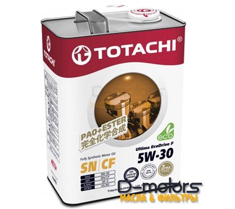TOTACHI ULTIMA ECODRIVE F 5W-30 (4л.)