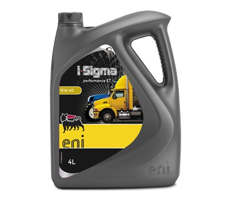 Eni I-Sigma Performance E7 15W-40 (5л.)