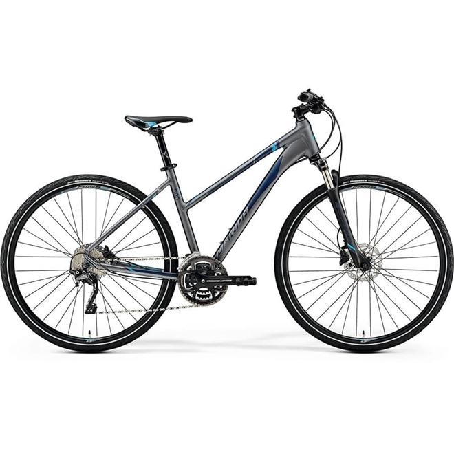 Велосипед Merida Crossway 500 Lady 2019, интернет-магазин Sportcoast.ru