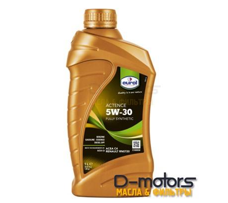 Моторное масло Eurol  Actence 5W-30 (1л.)
