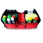 Складной органайзер для автомобиля с сумкой-холодильником