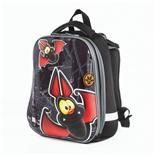 Ранец для мальчиков Brauberg Premium Летучая мышь с брелоком 17 л 227820